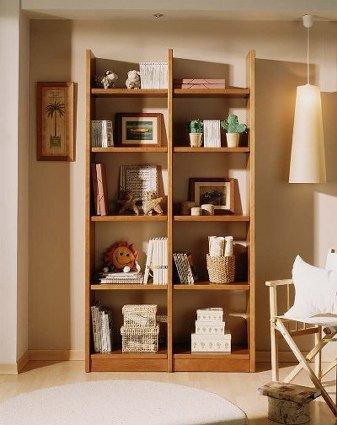 Pablo ieshglavall mobiliario en la tienda estanterias for Decoracion de estanterias