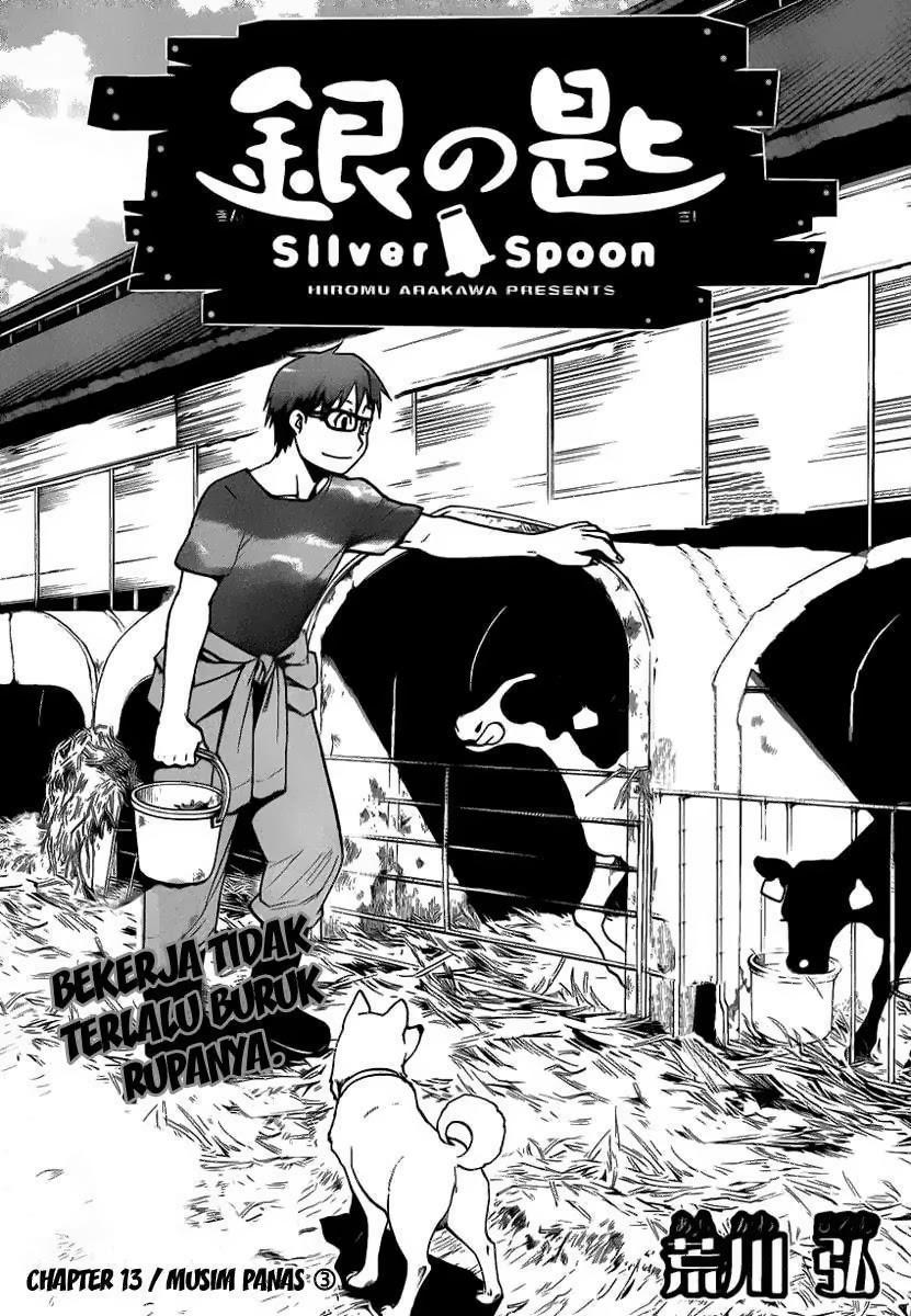 Dilarang COPAS - situs resmi www.mangacanblog.com - Komik silver spoon 013 - musim panas 3 14 Indonesia silver spoon 013 - musim panas 3 Terbaru |Baca Manga Komik Indonesia|Mangacan