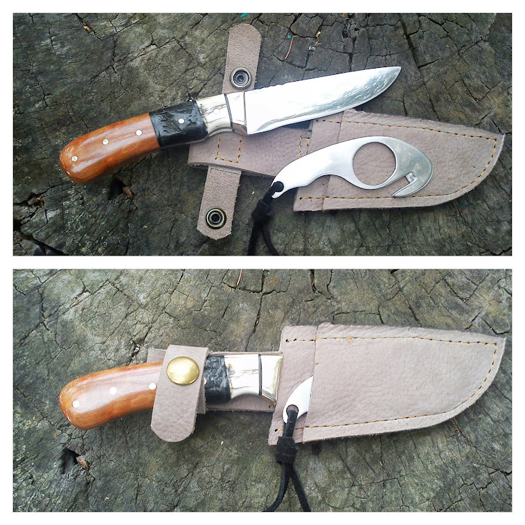 Hunting Knife. and Skinning Tool