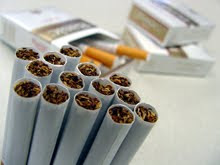 Tobacco product prices
