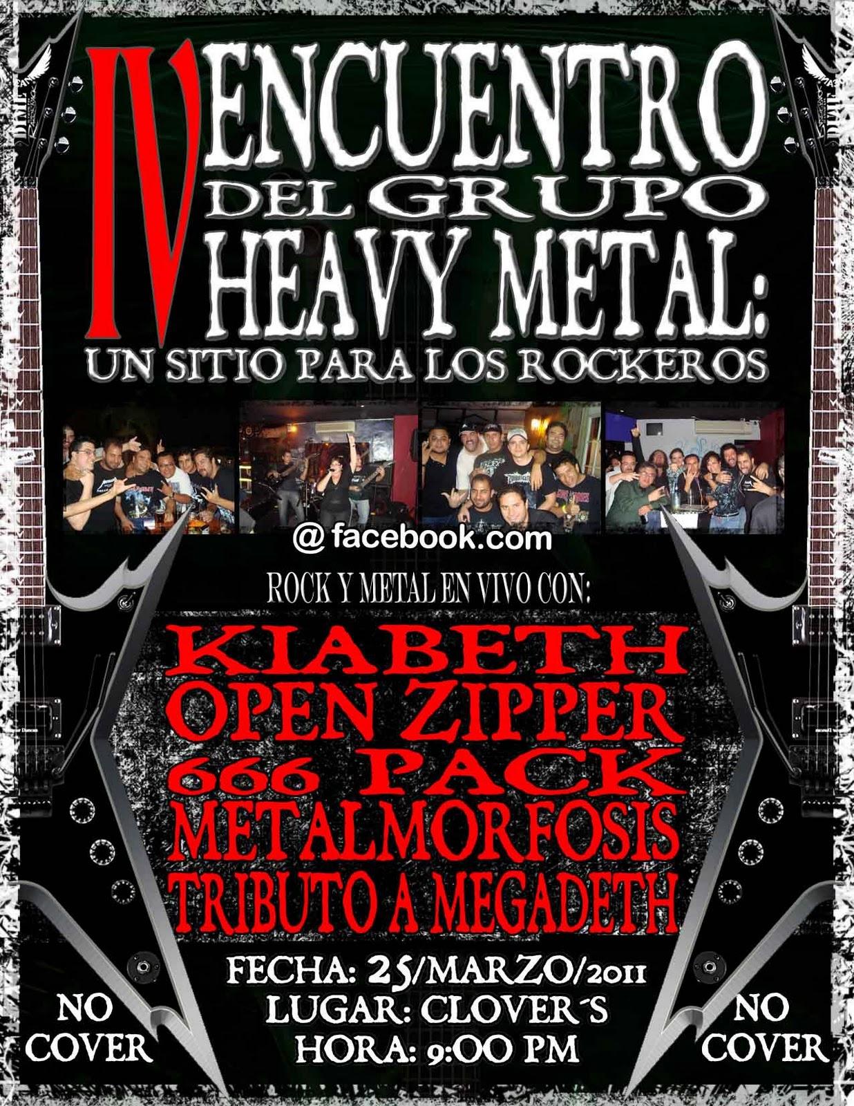 grupo de heavy metal espanol: