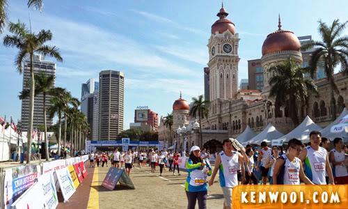 kl marathon 2013 race