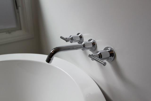 Grohe Atrio Wallmount Vessel Faucet