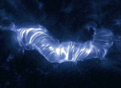 Mystery Plasma Blobs Moving Through Deep Space And No One Knows Why