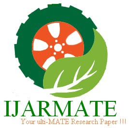 IJARMATE - The Greatest Emerging International Journal