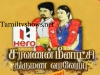 watch Saravanan Meenakshi Wedding Reception Vijay Tv show online