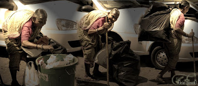 "The Garbage Collector clicked by Isha Trivedi ""Isha Trivedi"""