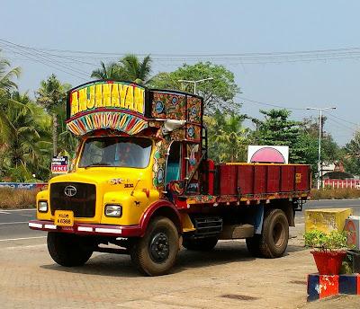 trafico-india-camion-1