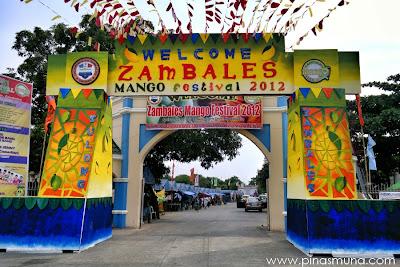 Mango Festival Trade Fair in Iba Zambales