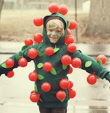 Æbletræ kostume