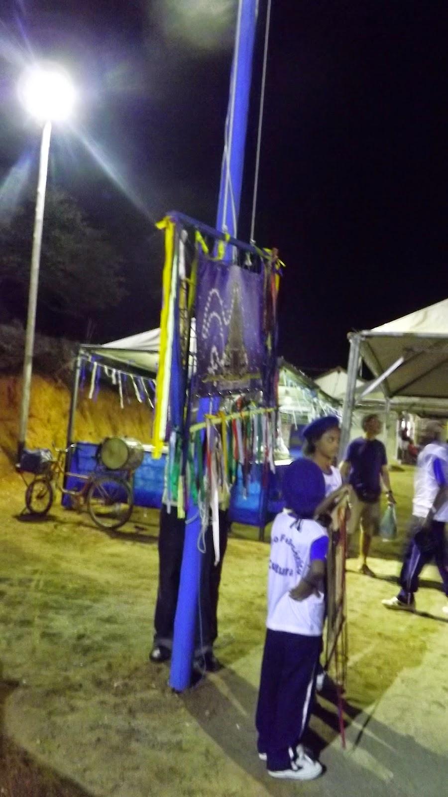 Encerramento da festa e novena de Nossa Senhora Aparecida no Pito em Guanhães