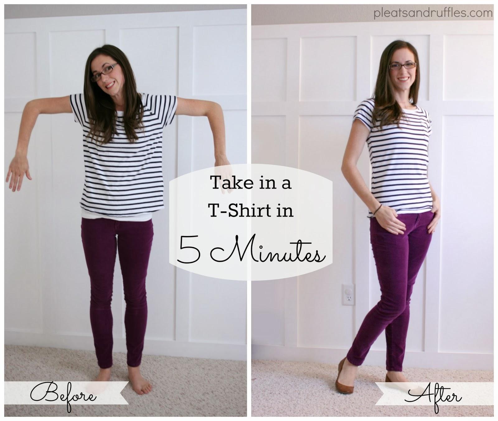 Refashion Minute 5 FixRaglan Style T Shirt ZiukXTlwOP