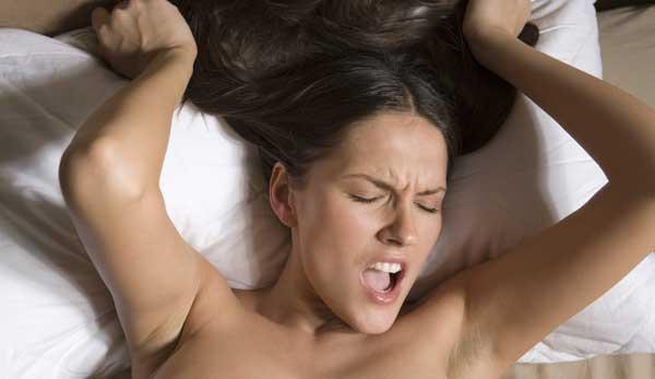 фото женщина оргазм
