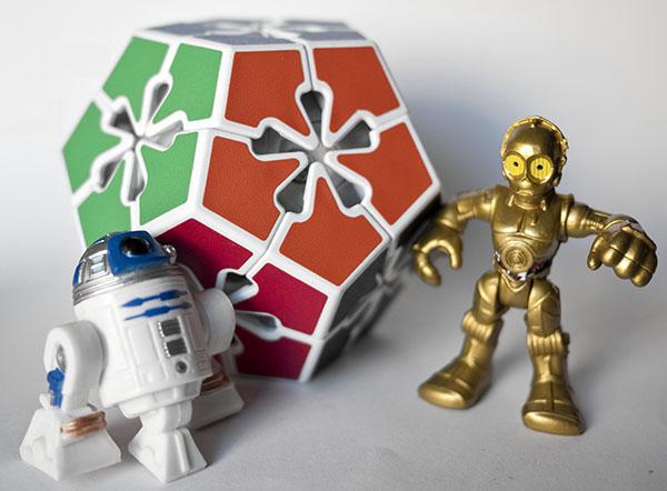 Flowerminx Rubik