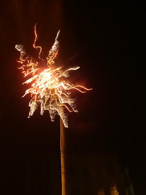 Silvester Rakete 2012