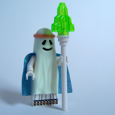 LEGO Ghost Vitruvius