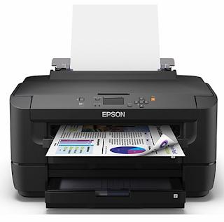 Driver Printer Epson WorkForce WF-7110 Free Download