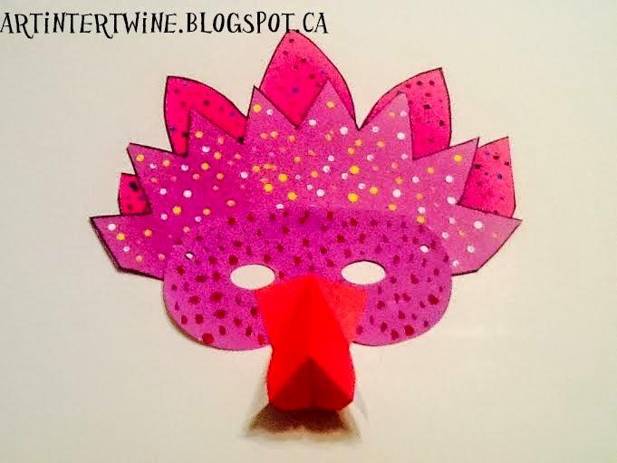 Animal Mask For Kids