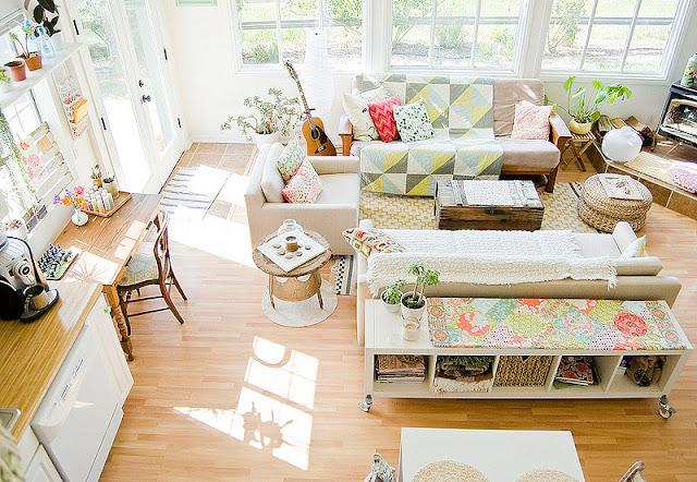 casa handmade y diy decora y recicla boho deco chic. Black Bedroom Furniture Sets. Home Design Ideas