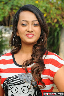 Actress Ester Noronha Pictures in Black Jeans at Bheemavaram Bullodu Movie Press Meet  0058