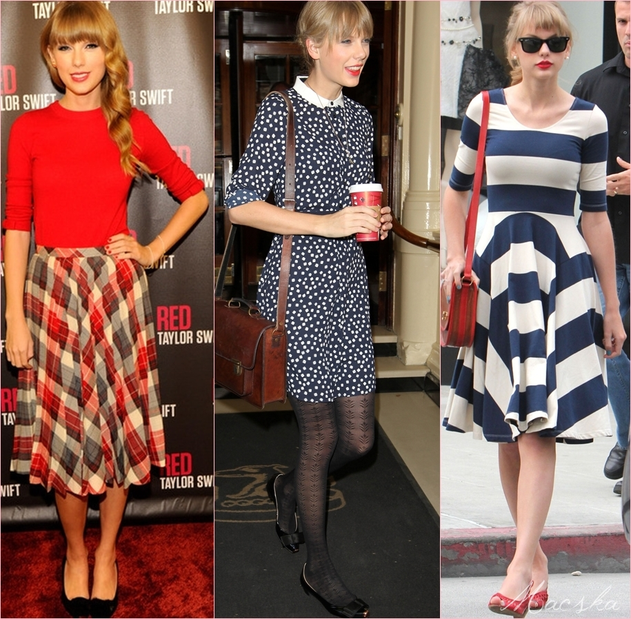 Taylor Swift Sokak Stili Giyim Önerileri