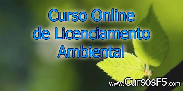 Curso Online de Licenciamento Ambiental da iPED [com módulo grátis]