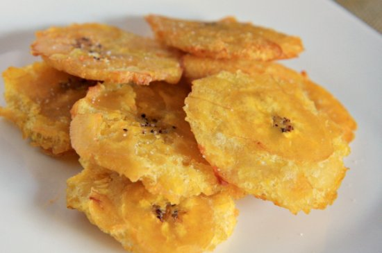 YHWH leads: Tostones