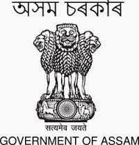 Government of Assam Vacancy 2014