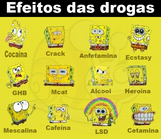 Efeito Das Drogas