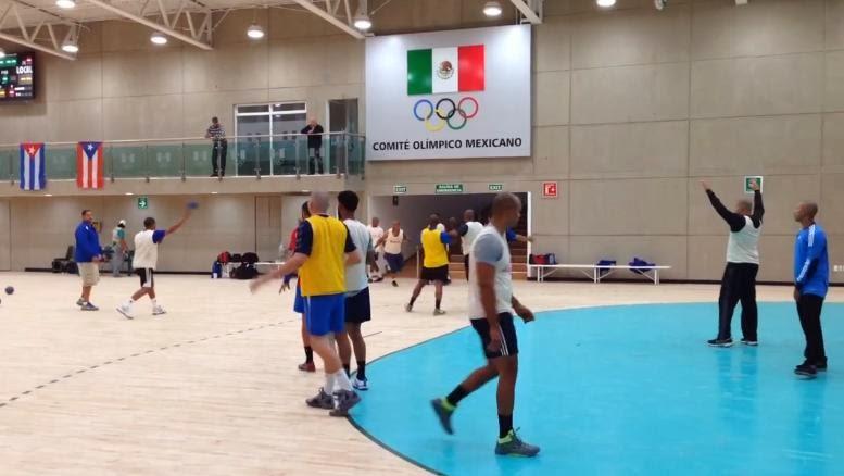 Nuevo gimnasio del CDOM en México | Mundo Handball