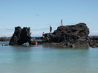 Kukio Beach photo Big Island
