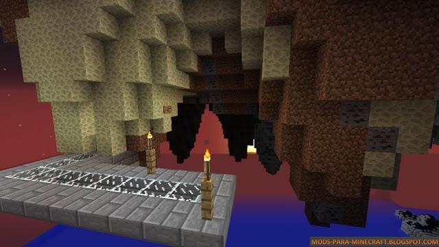 Partes del mapa MiniCTM 3: Float