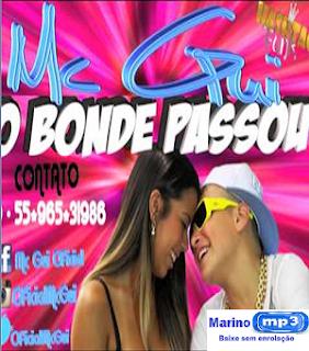 Mc Gui e Convidados - O Bonde Passou - CD COMPLETO