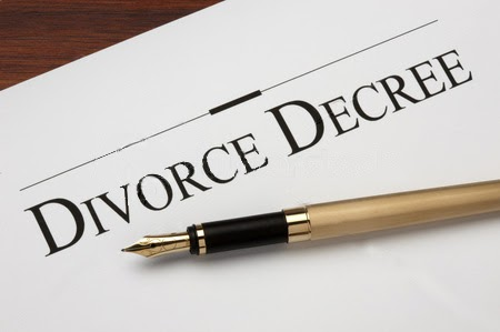 Charges of dissertation in divorce