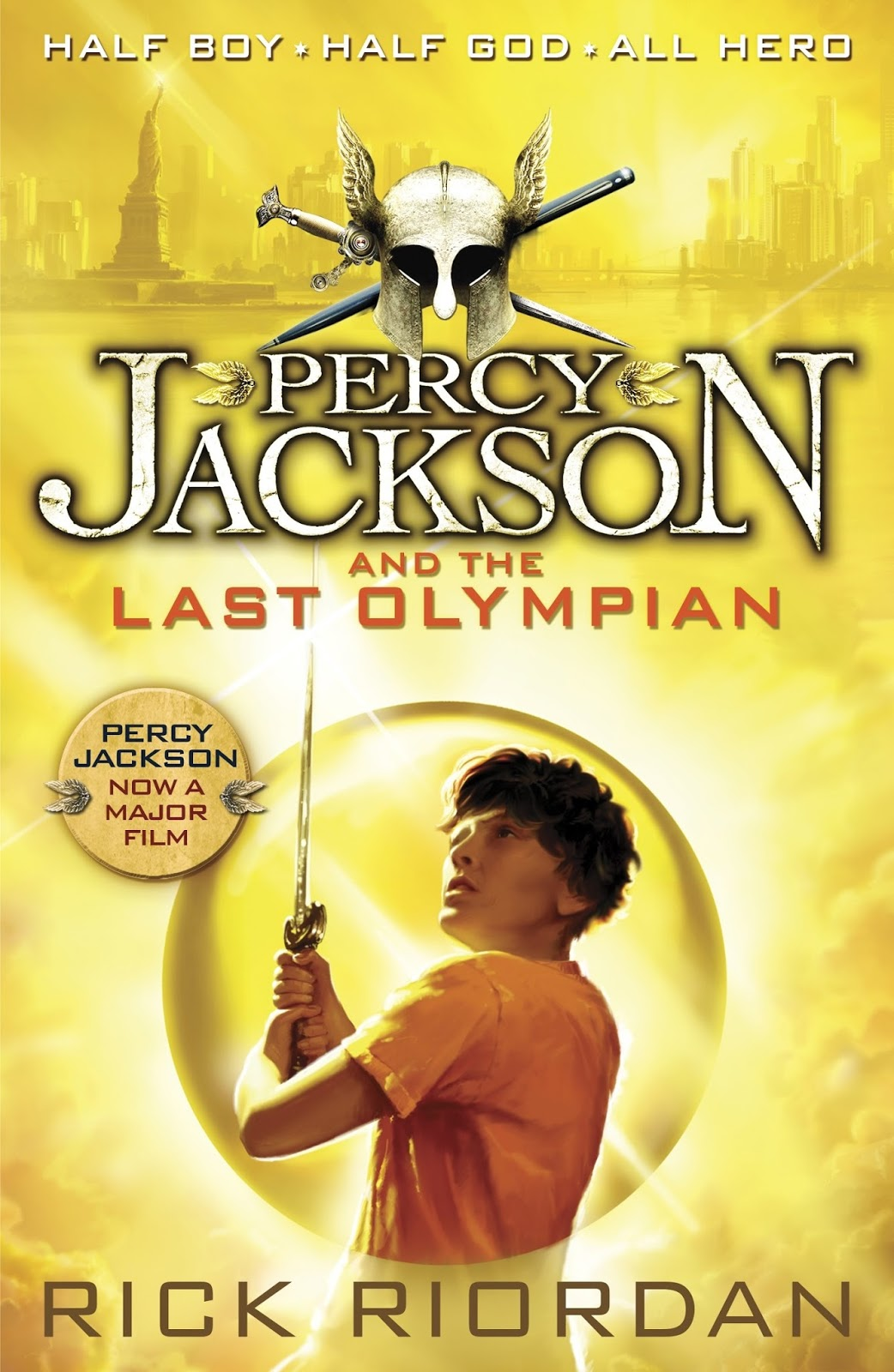 Percy Jackson and The Last Olympian: Percy Jackson and the ...
