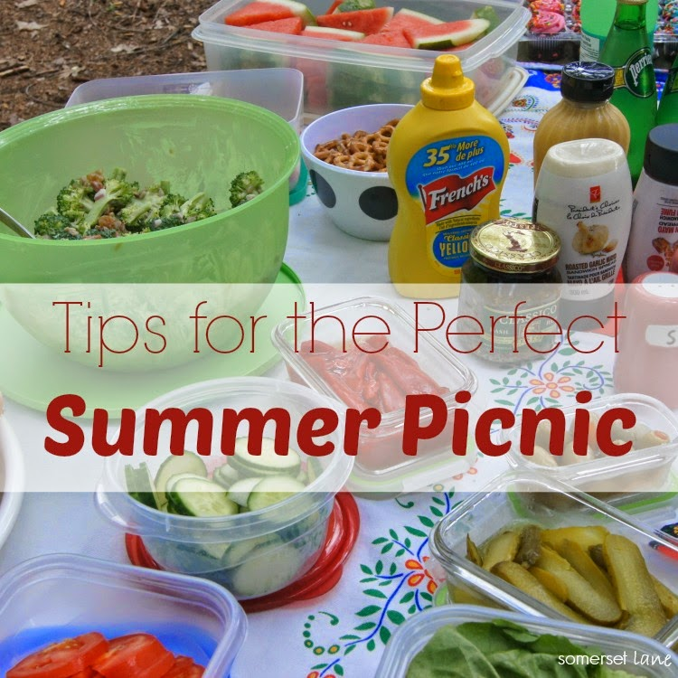 Tips for the Perfect Summer Picnic