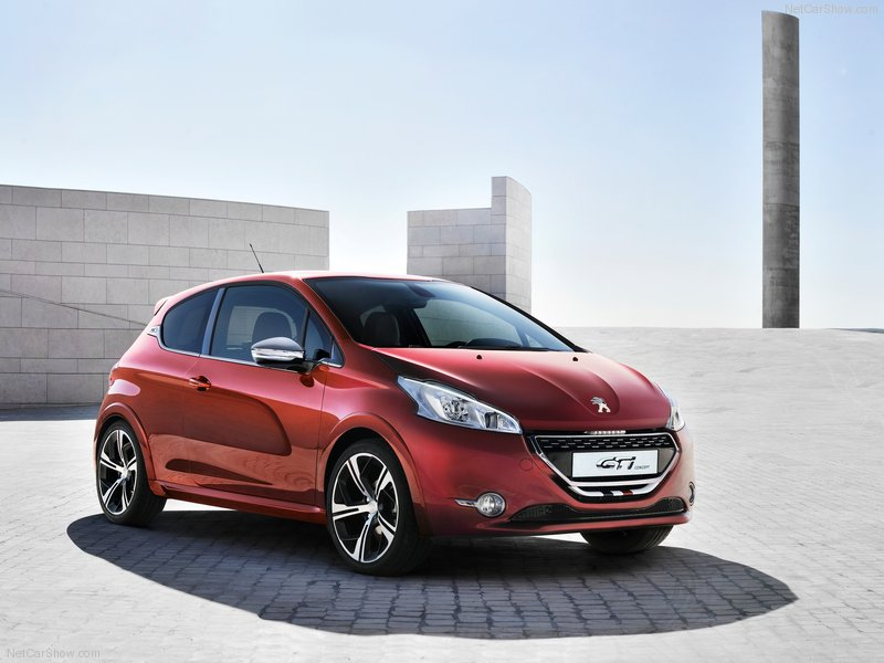just my idea inside coming soon peugeot 208 gti in 2013. Black Bedroom Furniture Sets. Home Design Ideas