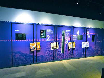 Interactive Exhibition at Singapore Philatelic Museum