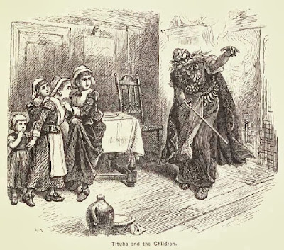 the events that occurred just before the start of the salem witch trials Important persons in the salem in whose home the diagnosis of witchcraft was first though tituba was not executed for her participation as a detestable witch.