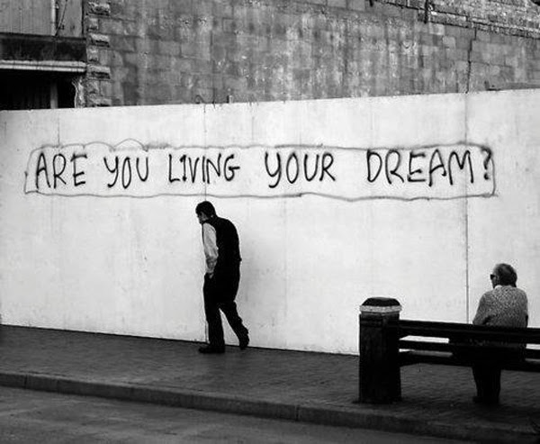 Are you living your dream image