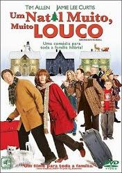 Filme Um Natal Muito Muito Louco Dublado AVI DVDRip