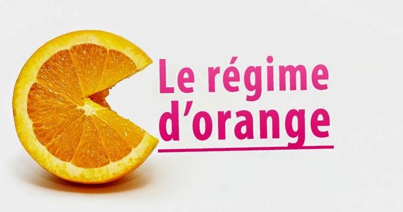 Le r gime l 39 orange pour maigrir sports et sant - Pelure d orange pour parfumer ...