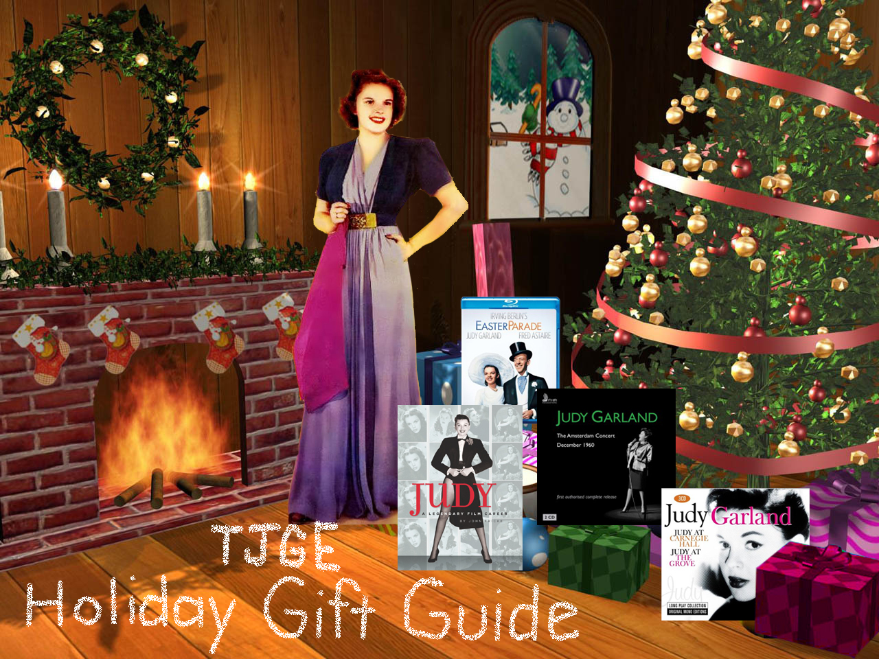 The Judy Garland Experience™: TJGE HOLIDAY GIFT GUIDE