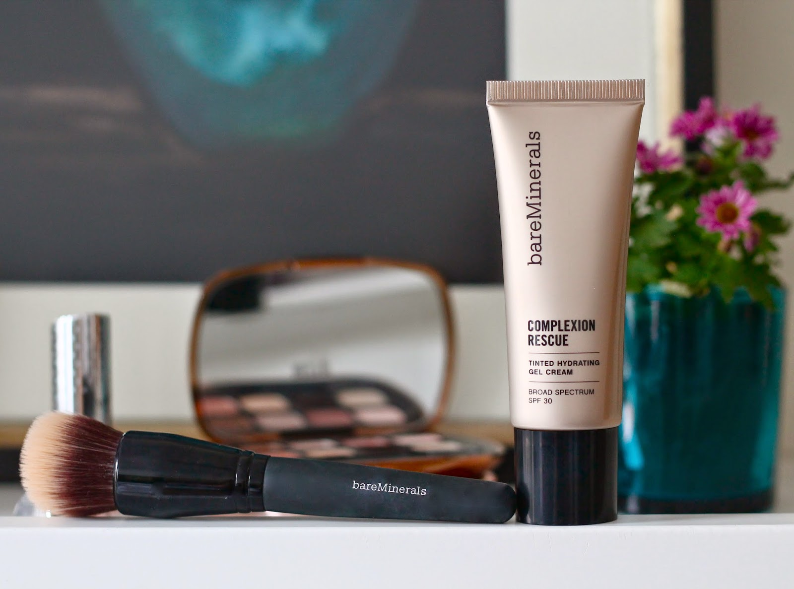 bareminerals best products, beauty beauty products for winter, bareminerals complexion rescue and how to use it,  best cc cream, best tinted moisturizer, natural makeup, natural beauty essentials