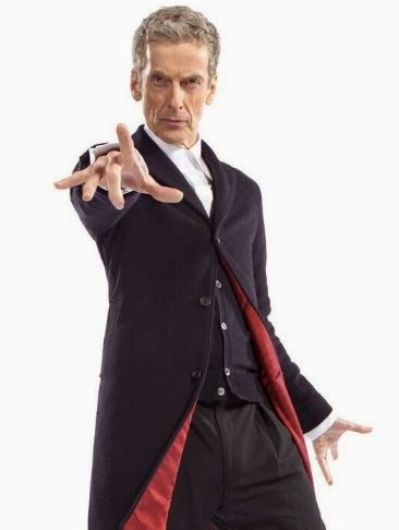 Soon Afterwards Peter Capaldi Was Out Filming Doctor Who In Public And Eagle Eyed Fans Noticed He Seemed To Be Wearing A Wedding Ring