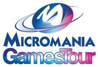 Micromania Games Tour 2012