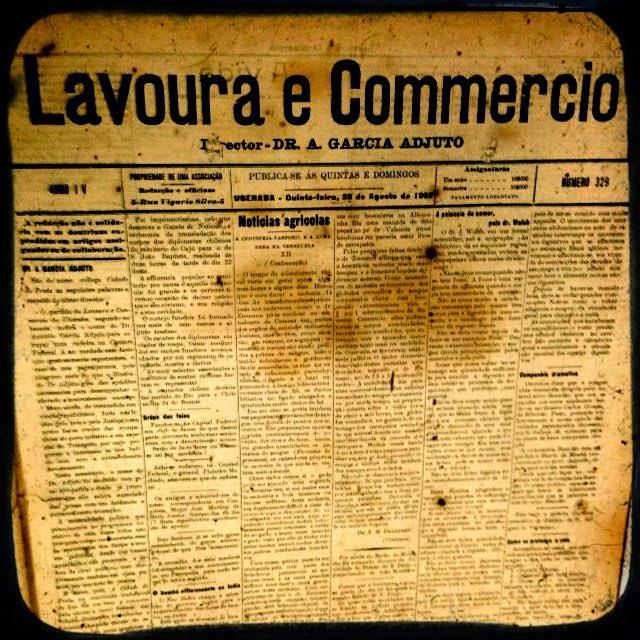 APU e CODIUB disponibilizam na íntegra o acesso a 7.917 edições do Jornal Lavoura e Comércio