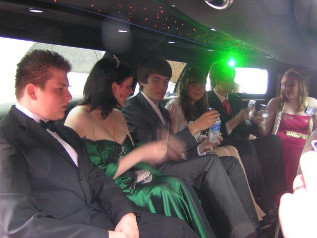 Prom Night Flashing