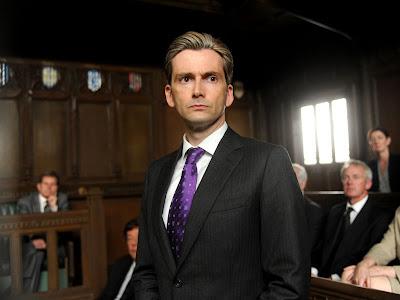 David Tennant en The Politician's Husband
