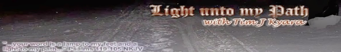 ____ Light unto my path